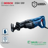 Bosch GSA 120 1200Watt Sabre Saw Listrik