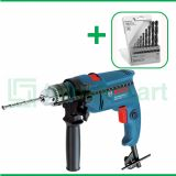Bosch GSB 550 550 Watt 13 mm Bor Listrik Impact Dengan Mata Bor Bosch HSS-R For Metal 10 Pcs