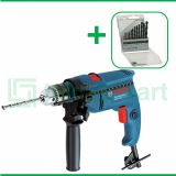 Bosch GSB 550 550 Watt 13 mm Bor Listrik Impact Dengan Mata Bor Bosch HSS-R For Metal 13 Pcs