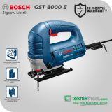 Bosch GST 8000 E 710Watt 80mm Jigsaw Listrik