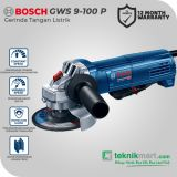 Bosch GWS 9-100P 900Watt 100mm Angle Grinder / Gerinda Tangan Listrik