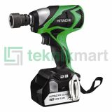Hitachi WR 18DBDL 18V Cordless Impact Wrench