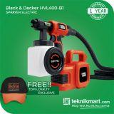 PROMO Black And Decker HVLP400 Electric Sprayer / Mesin Cat Listrik