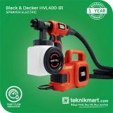 PROMO Black And Decker HVLP400 Electric Sprayer
