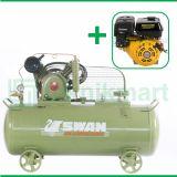 Swan 3 HP HVU-203 Kompresor Angin Unloader Dengan Mesin Bensin G 270 F