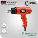 Black And Decker KX1800 500-600 °C Hot Air Gun