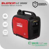Loncin LC 2000 I 1800 Watt Generator Bensin