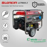 Loncin LC 7900 J 5500 Watt Generator Bensin