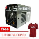 Multipro SOLID 125 A-ST IGBT Inverter Mesin Las Elektroda/Arc Welding