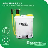 Robot RB-16 E 2 In 1 Electric sprayer / Alat semprot hama