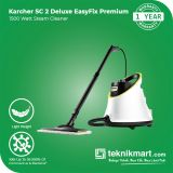 Karcher SC 2 Deluxe EasyFix Premium 1500 Watt Steam Cleaner