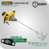 Stanley SDR1400-B1 1400Watt Electric Mixer / Pengaduk Cat Listrik