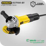 Stanley SG7100 750W 100mm Angle Grinder / Gerinda Tangan Listrik