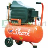 Shark 1.5 HP MZ-1525 Kompresor Angin Automatic Dengan Motor
