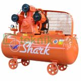 Shark 10 HP LWP-1010 Kompresor Angin Automatic Kosongan  10 HP 3P