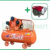Shark 10 HP MWU-1010 Kompresor Angin Unloader Dengan Mesin Diesel S 1100