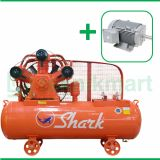 Shark 15 HP LWP-1215 Kompresor Angin Automatic Dengan Motor Hitachi 15 HP 3P