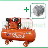 Shark 3 HP LVP-8003 Kompresor Angin Automatic Dengan Motor Hitachi 3 HP 3P