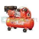 Shark 1/2 HP JVUE 5112 Kompresor Angin Unloader Dengan Mesin Bensin SE 162