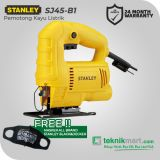 STANLEY SJ45-B1 19mm 450Watt Jig Saw / Pemotong Kayu Listrik