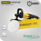 Stanley SP137 1300 Watt 7 Inch Angle Polisher / Mesin Poles Listrik
