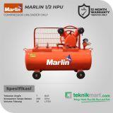 Marlin MRL 1/2 HP Kompresor Angin Unloader Kosongan