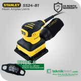 Stanley SS24 240Watt 1/4 Sheet Palm Sander
