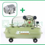 Swan 2 HP SVU-202 Kompresor Angin Automatic Dengan Motor Hitachi 2 HP 3P