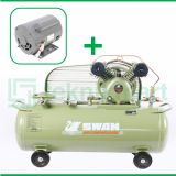 Swan 1 HP SVU-201 Kompresor Angin Automatic Dengan Motor Hitachi 1 HP