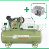 Swan 5 HP HVP-205 Kompresor Angin Automatic Dengan Motor Hitachi 5 HP 3P