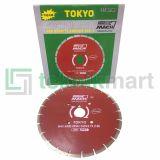 """Tokyo 14"""" (350 mm) mata potong beton/aspal"""