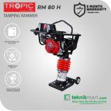 Tropic RM80H Tamping Rammer Dengan Mesin Bensin