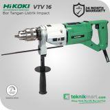 Hikoki VTV16 800Watt 16mm Impact Drill / Bor Tangan Listrik Impact by Hitachi