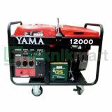 Yama YMG 12000 10000 Watt Generator Bensin