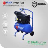 Yama 1 HP YMD-1015 Kompresor Angin Automatic Dengan Motor  1 HP 1P