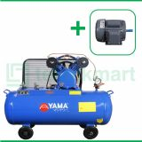 Yama 1 HP YM-0185U Kompresor Angin Automatic Dengan Motor Jiayu 1 HP 1P