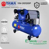 Yama 3 HP YM30-120P Kompresor Angin Automatic