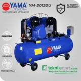 Yama 3 HP YM30-120U Kompresor Angin Unloader