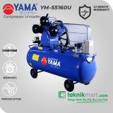 Yama 5.5 HP YM55-160U Kompresor Angin Unloader