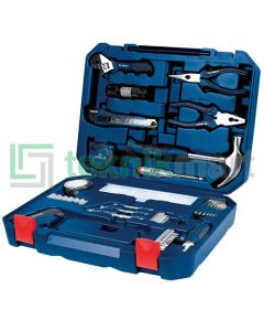Bosch 108 pcs Home DIY Tool Set MultiFungsi