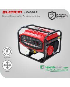 Loncin LC 4800 P 2500 Watt Generator Bensin