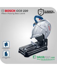 Bosch GCO 220 2200Watt 355mm Cut Off Machine / Mesin Potong Besi Listrik
