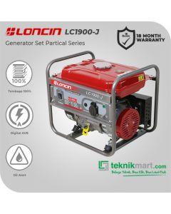 Loncin LC1900J 1000 Watt Generator Bensin