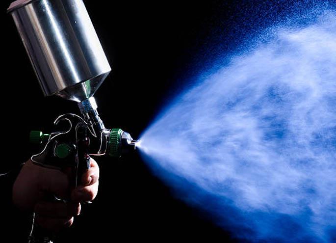 Cara Merawat Dan Menggunakan Spray Gun